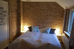 Slaapkamer afb. 2.1 Ameland De Flinten