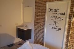 Sanitair Slaapkamer 2 Ameland De Flinten